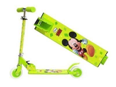 Hulajnoga dziecięca dwukołowa Disney Myszka Miki
