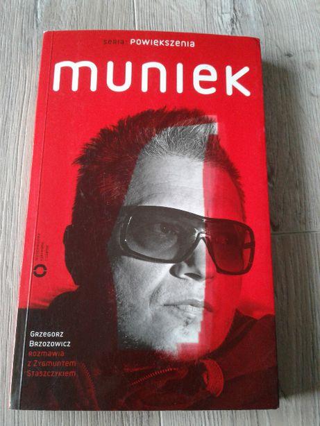 Książka Zygmunt Staszczyk Muniek biografia 2011 wywiad rzeka T Love
