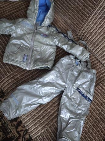 Продам Деми комплект куртка и штанишки