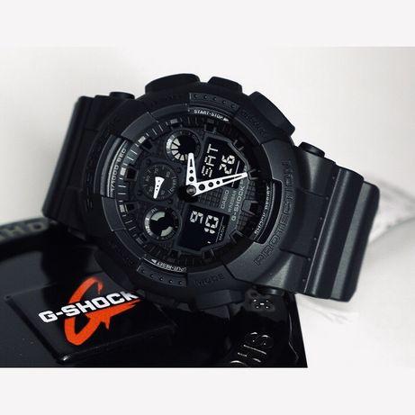Новые часы Casio G-Shock GA100-1A1