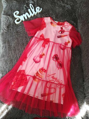Яскраве плаття 2 в 1
