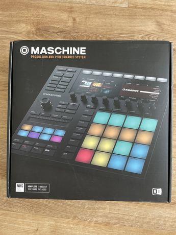 Maschine mk3, mikser dj, stacja do produkcji muzycznej