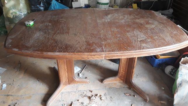 Stół drewniany sprzedam