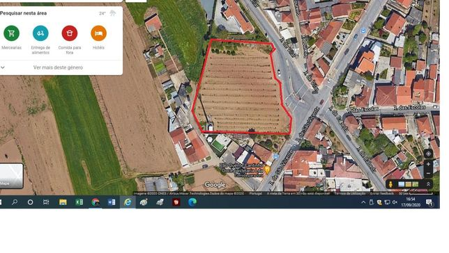 Terreno para construção de Moradias em Alfena