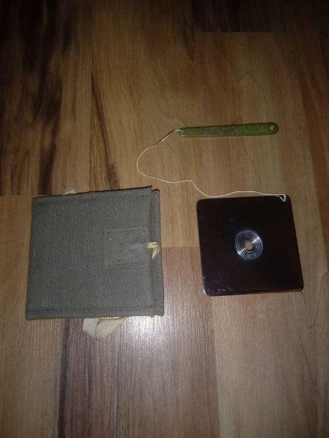 stare kolekcjonerskie lusterko ratunkowe sygnalizacyjne DDR