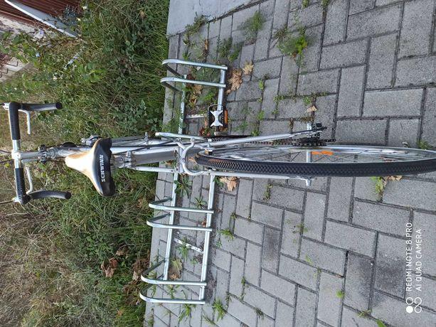 Rower szosowy (kolarzówka) vintage bardzo lekki gotowy do jazdy