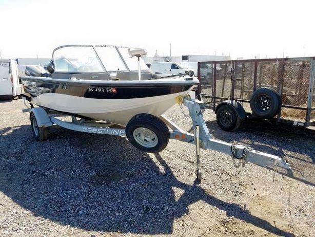 Лодка Crestliner 1750 sport angler mercury 90