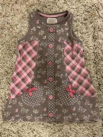 Літнє плаття для дівчинки Next