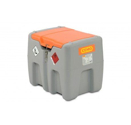 Mobilny -zbiornik do paliwa 210 l CEMO z ADR - niemiecka jakość