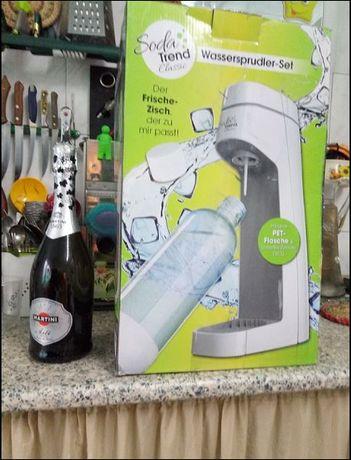 Аппарат для приготовления газированной сельтерской воды
