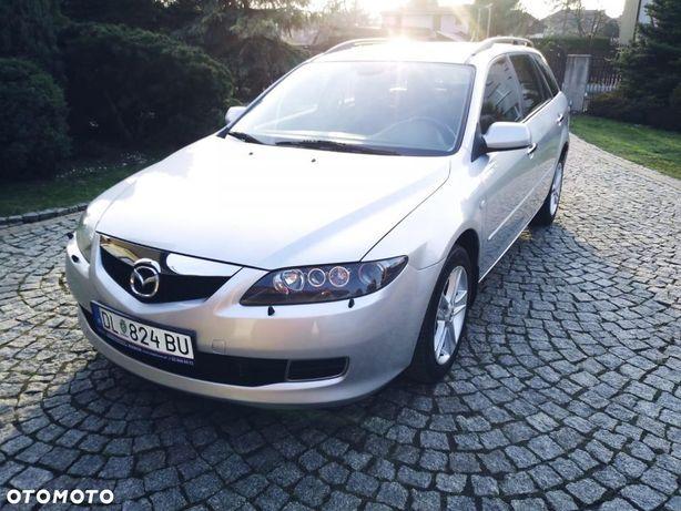 Mazda 6 benzyna , Xenon, Bose, bogata wersja
