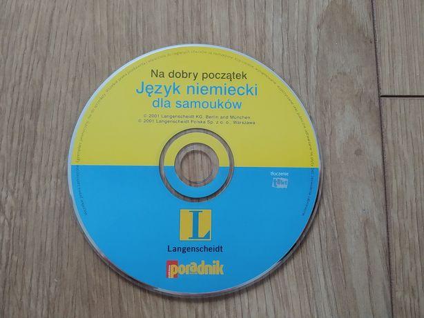 19. CD język niemiecki dla samouków CD-ROM langensheidt