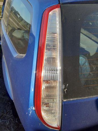 lampa tyl lewa led MK2 focus Ford 2007 kombi