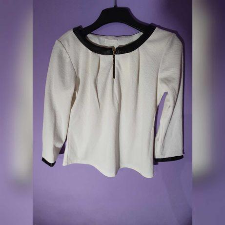 Biała elegancka bluzka rozm. S
