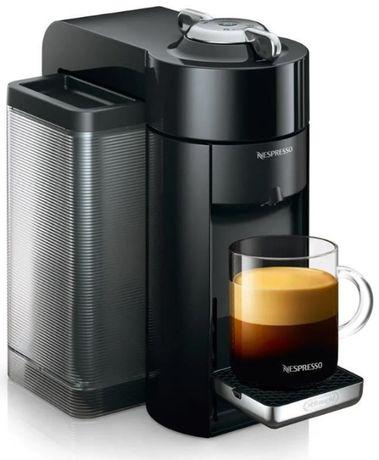 Новая кофемашина DeLonghi Nespresso ENV 135.B Vertuo