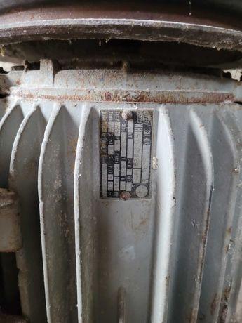 Silniki 7,5 kV śrutownik BĄK