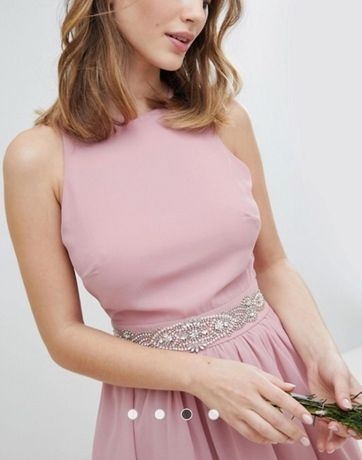 Vestido NOVO dama de Honor/Convidada