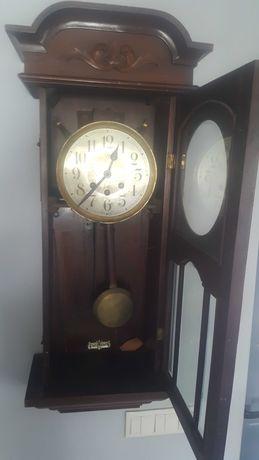 antiguidade relógio de parede
