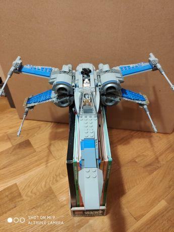 Лего зоряні війни винищувач lego star wars starfighter