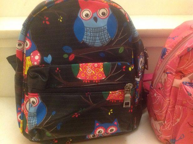 Рюкзак/рюкзачок Сова новое