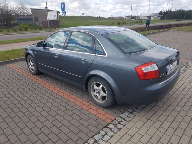 Sprzedam Audi A4 B6 2.0 B+LPG