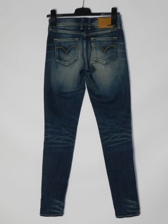 Levis Skinny жіночі джинси, 25 (XS)