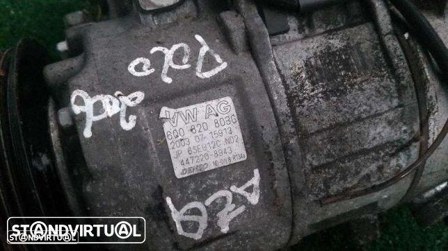 Compressor AC VW Polo 1.2 AZQ - 6Q0820803G