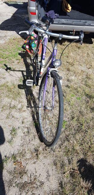 Rower uzywany.