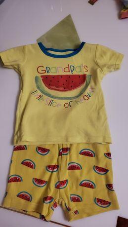 Пижама девочке Children's Place на 1-2г