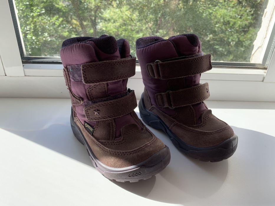 Зимние ботинки Ecco Возрождения - изображение 1