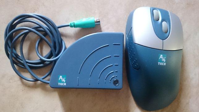 Myszka komputerowa PS/2 radiowa A4tech