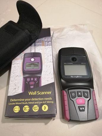 Scanner Detector de Canos e Metais