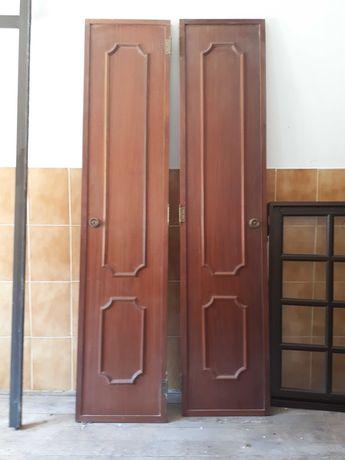 portas de armário em bom estado pelo valor de 35€