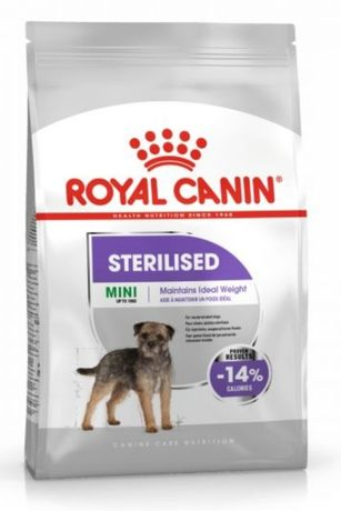 Ração para cão Royal Canin Mini Sterilised
