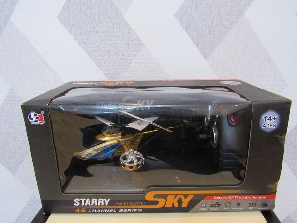 Вертолёт (радиоуправляемая модель) STARRY 4.5-канальный, с гироскопом