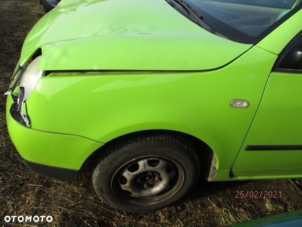 Błotnik lewy VW LUPO LR6A