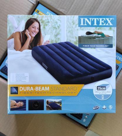 Надувной матрас для отдыха дома и на природе