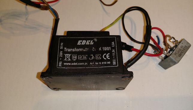 Transformator Edel Zs K 10/01