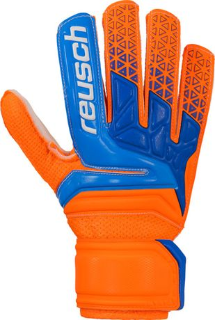 Rękawice bramkarskie Reusch junior Prisma SD Easy Fit rozmiar -5 i 5,5