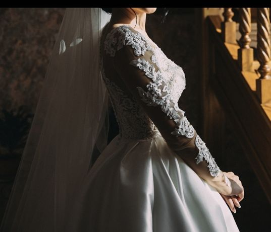 Весільна сукня Milla Nova Janette.