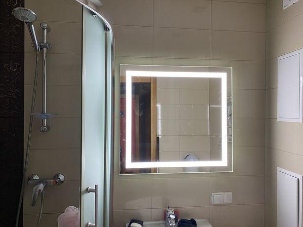 зеркало с подсветкой, зеркало в ванную, зеркало прихожая, дзеркало led
