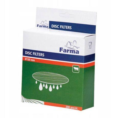 Filtr cedzidła krążkowy Farma O 125 mm do cedzidła okrągły