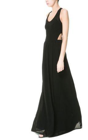 Vestido Comprido Zara NOVO - ÚLTIMA OFERTA