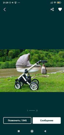 Детская коляска Delux2 в 1