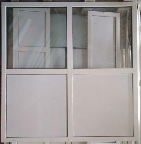 Продам б/у окно 2-х камерное, глухое