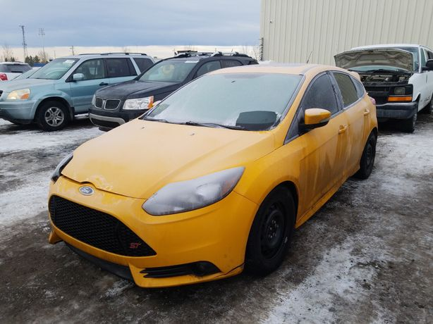 Ford Focus ST 2013год