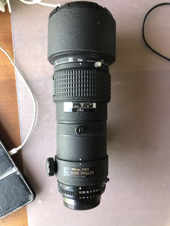 Nikon af 300mm f/4