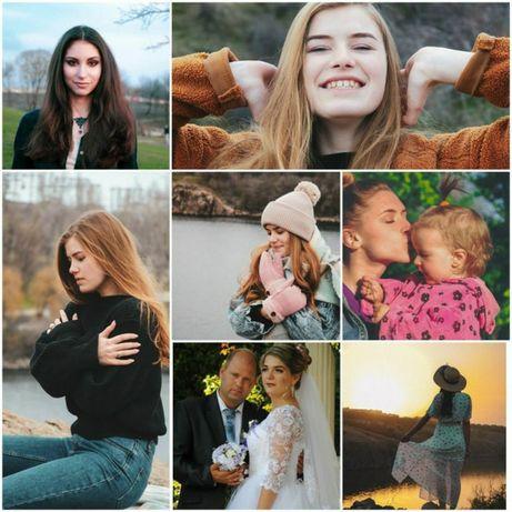 300грн Фотограф Запорожье, видеосьёмка, детский фотограф, свадебный