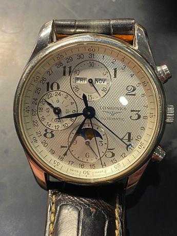 Продам наручные часы Longines MASTER collection (оригинал)