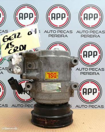 Compressor Ar condicionado Hyundai Getz 1 5 crdi.